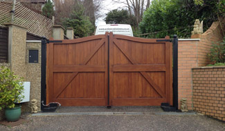 Automatic Gates Somerset