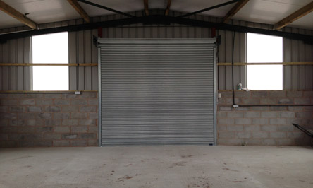 Security Shutters Somerset